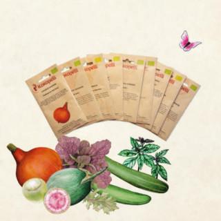 Collections printanières Légumes Orientaux - Kokopelli 34,00€