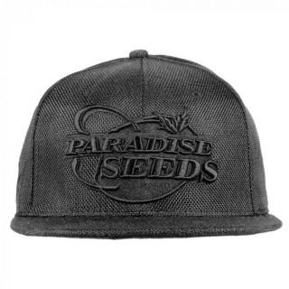 Casquette Blackout Hemp Snapback - Paradise seeds
