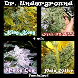 Surprise killer mix dr underground 32,00 €