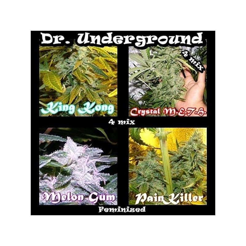 Surprise killer mix dr underground