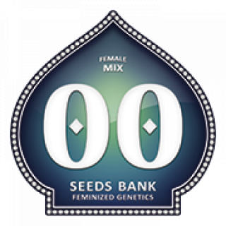 Female mix 00 seeds bank 34,50 €
