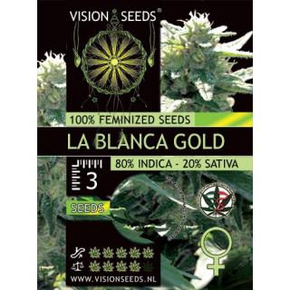 La blanca gold vision seeds 17,50€