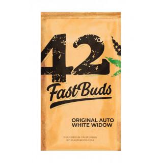 Original auto white widow fastbuds