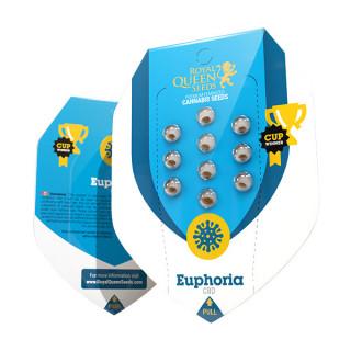 Euphoria CBD royal queen seeds féminisée