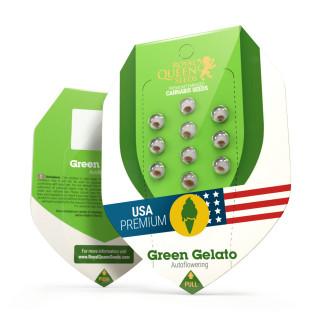 Green gelato auto royal queen seeds