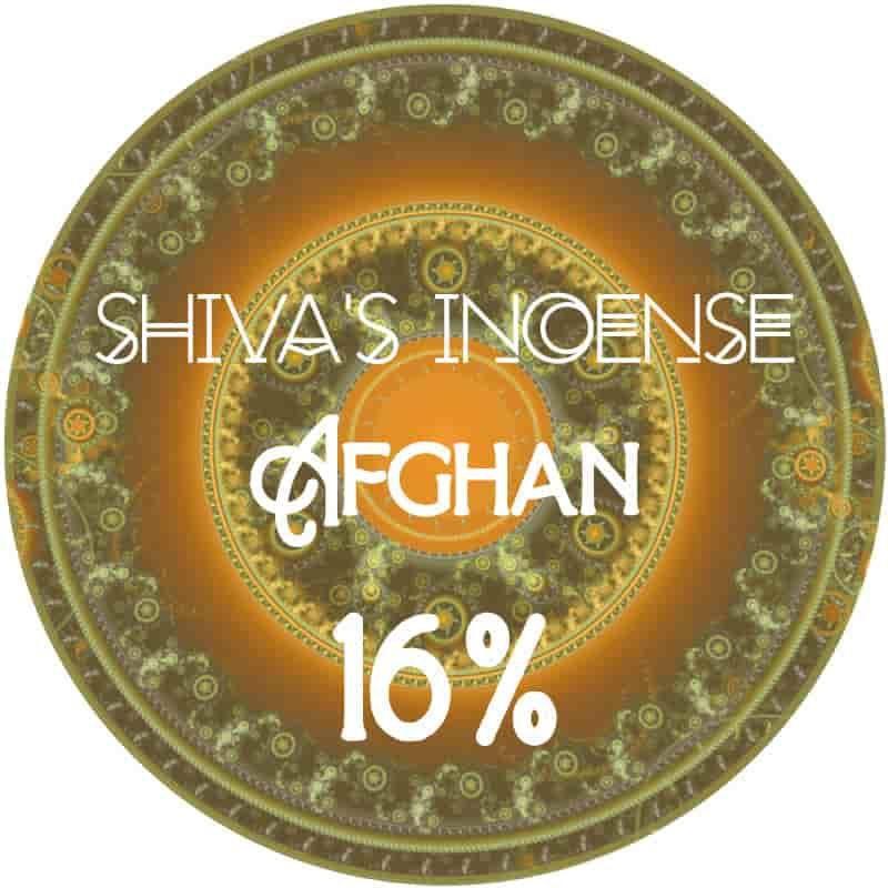 Afghan 16% de CBD - boite de 1gr à 5gr