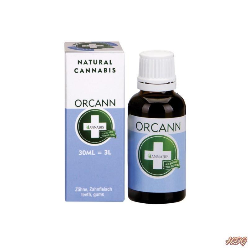 Orcann annabis rince bouche concentré 30 ml 19,80€