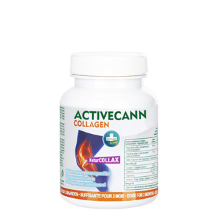Arthrocann collagène omega 3-6 fort Annabis