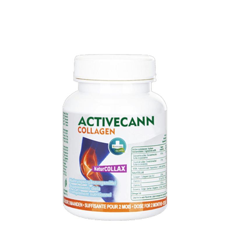Activecann collagène omega 3-6 fort Annabis