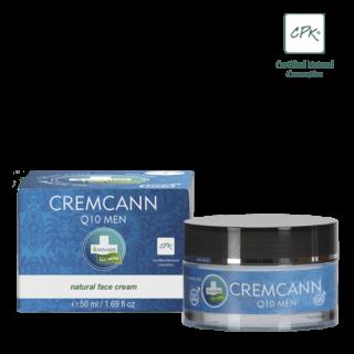 Cremcann Q10 annabis crème visage pour homme - 50 ml