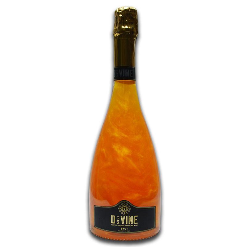 Vin mousseux avec terpènes Strawberry