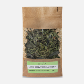Thé au chanvre léger 50gr - India