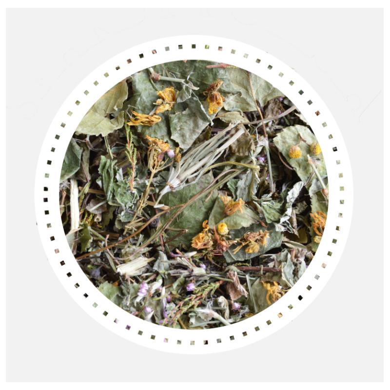 Mélange d'herbes aux propriétés amincissantes 50gr India