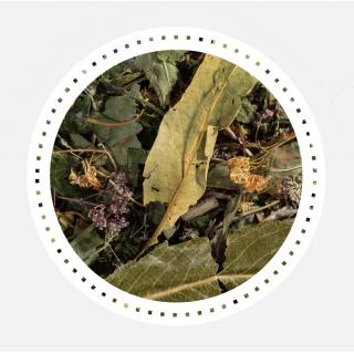 Mélange d'herbes pour les bronches 50gr - India