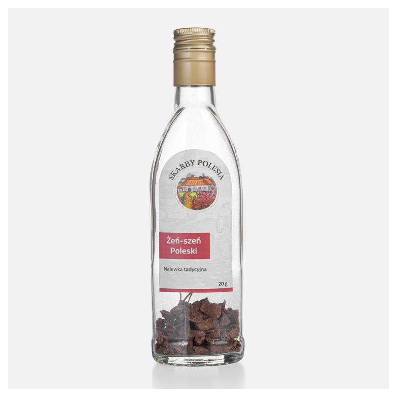 Ginseng de Polésie 20gr - India