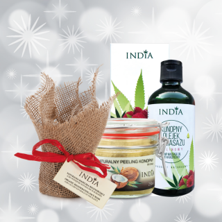 Coffret SPA maison - India