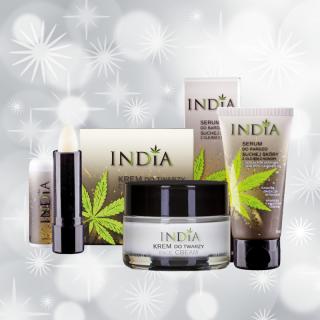 Petit coffret cosmétique - India