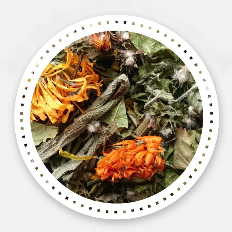 Mélange d'herbes hormonales 50gr - india