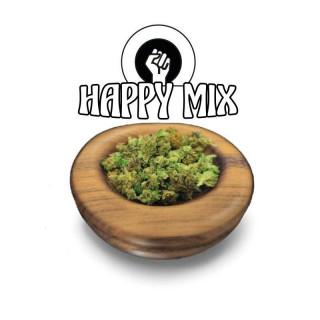 Happy Mix fleurs de CBD- boite de 1gr à 3 gr