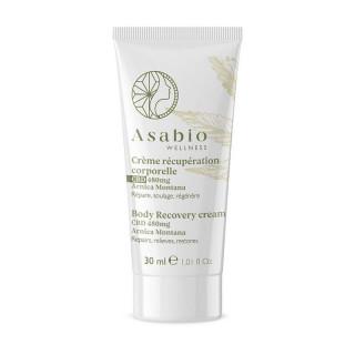 Crème récupération corporelle - Asabio
