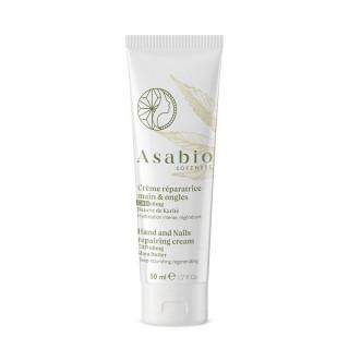 Crème réparatrice mains et ongles - Asabio