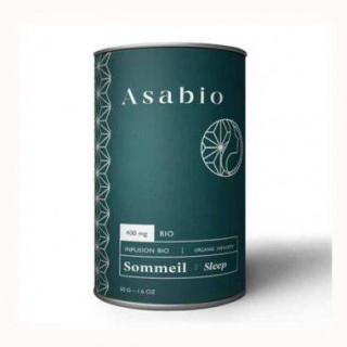 Infusion CBD Sommeil 50g - Asabio