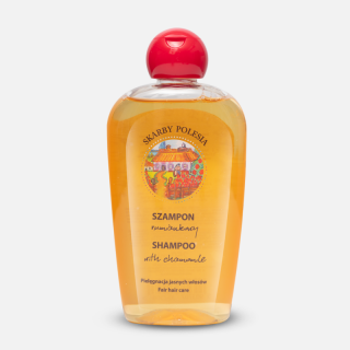 Shampoing à la camomille 250 ml - cheveux clairs - india