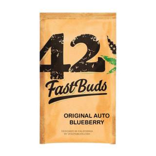 Original auto Blueberry - Fast Buds